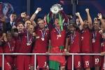 EURO 2016: Il Portogallo è campione per la prima volta