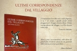 ULTIME CORRISPONDENZE DAL VILLAGGIO -Antonio Alleva