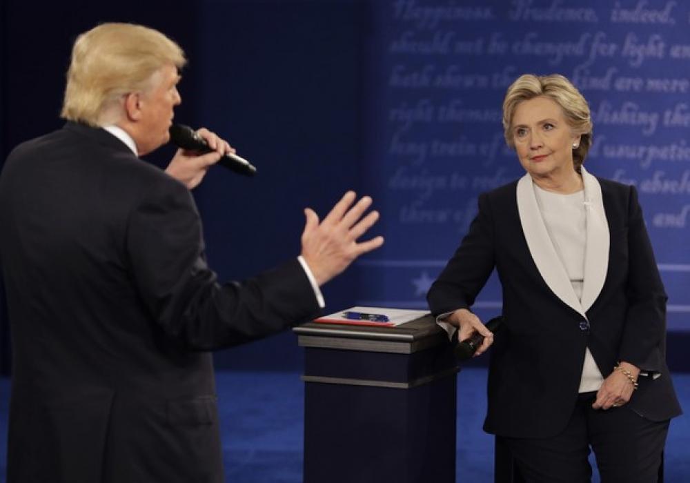 Trump-Clinton, Donald sopravvive al duello tv: 'con me Clinton in galera'