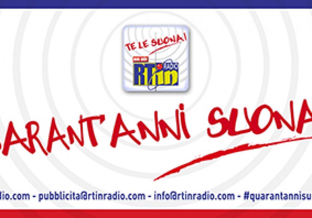 rtinradio#quarantannisuonati