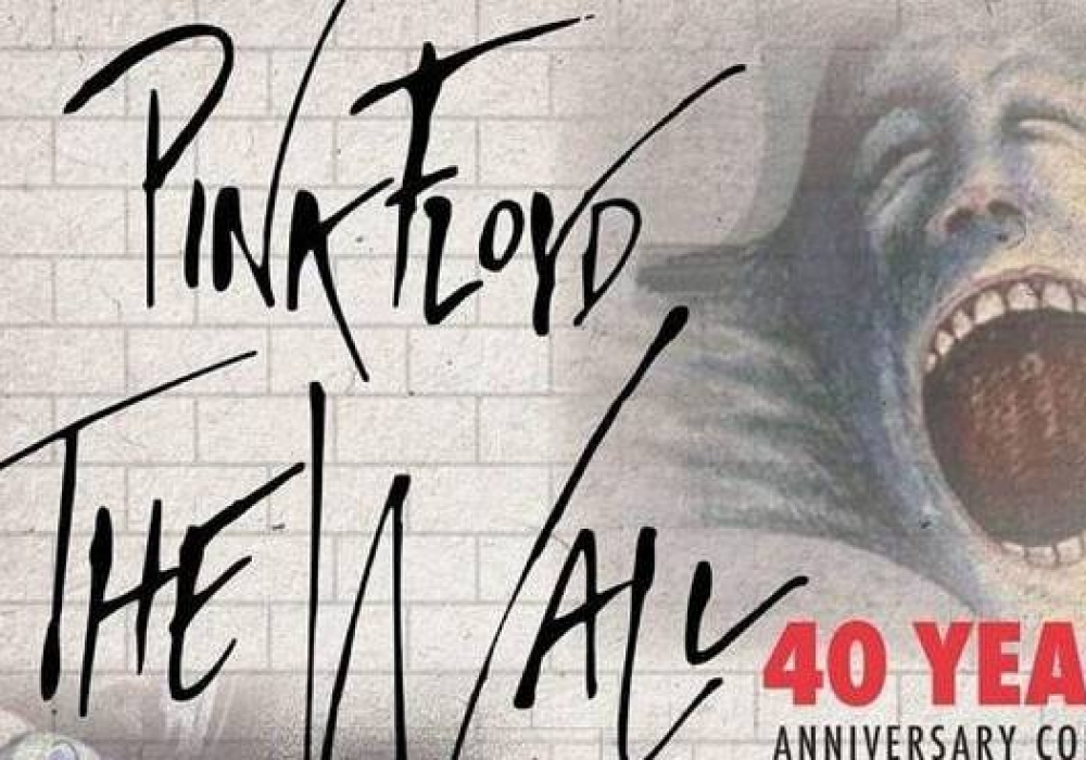 'The Wall', album epocale dei Pink Floyd compie 40 anni
